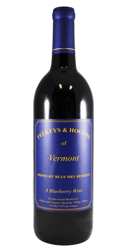 Pelkeys and Hogan of Vermont - Midnight Blue Dry Reserve