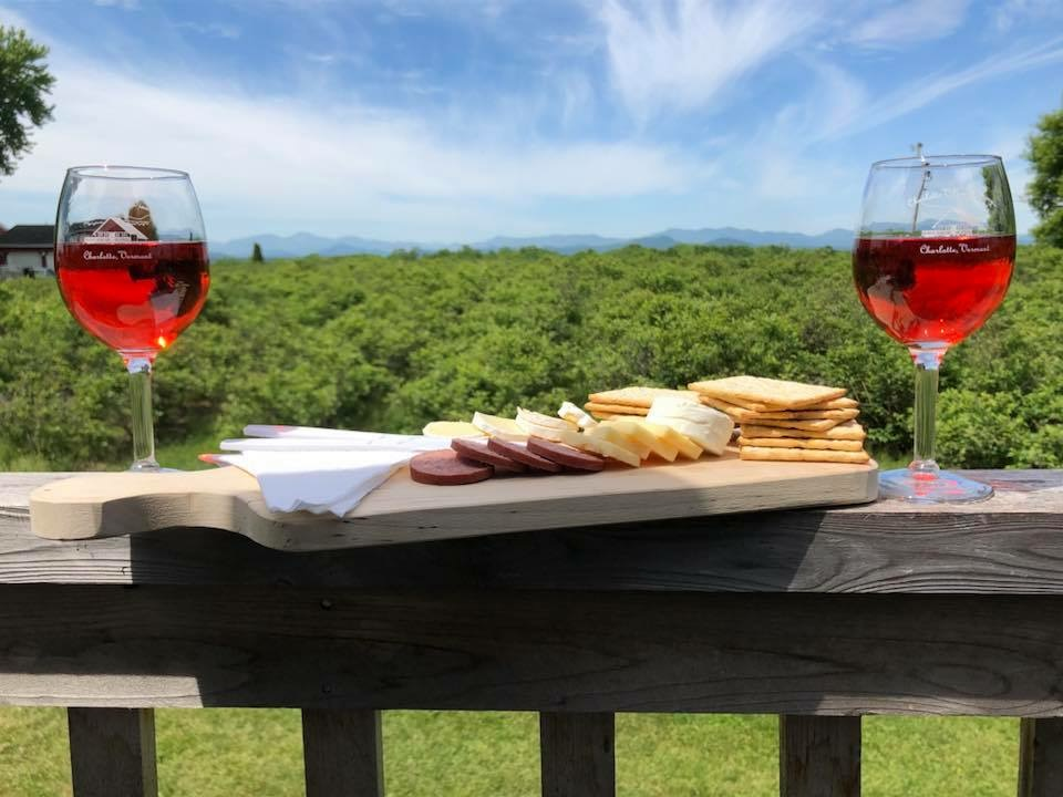 Best wines in Vermont from Charlotte Village Winery